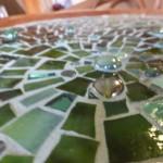 Fern Yin Yang Mosaic