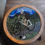 Mudhoney Road bike Mosaic