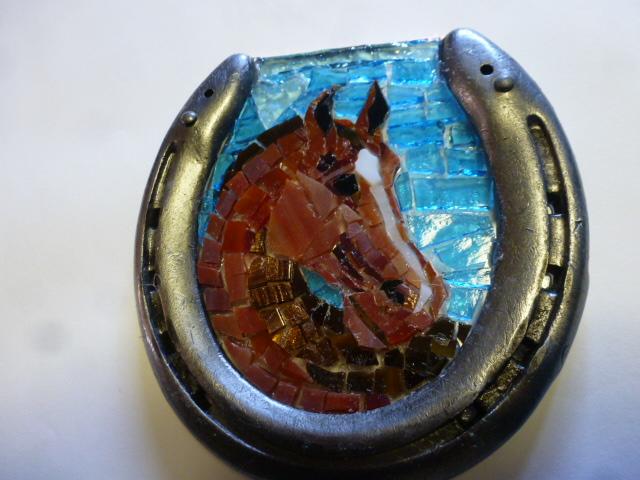 Horseshoe Mosaic